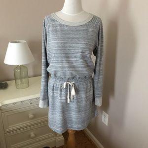 Ann Taylor LOFT French Terry Dress